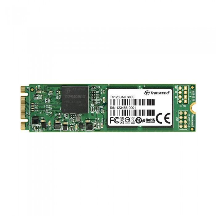 Transcend MTS800 128GB Internal SSD