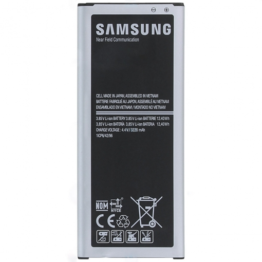 Samsung Galaxy Note 4 Battery EB-BN910BBE 3220mAh