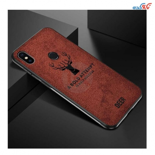 Xiaomi Redmi Note 7 Deer Silicone Cover Case