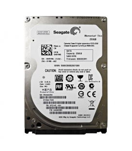 Seagate 250G Laptop Internal HDD