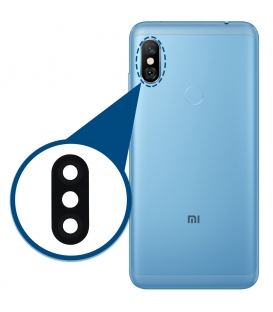 Xiaomi Redmi Note 6 Pro Camera Lens Glass
