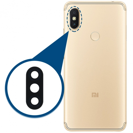 Xiaomi Redmi S2 Camera Lens Glass