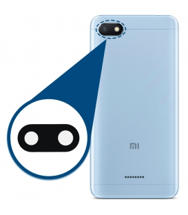 Xiaomi Redmi 6A Camera Lens Glass