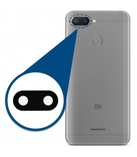 Xiaomi Redmi 6 Camera Lens Glass