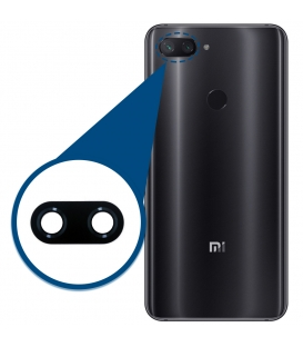 Xiaomi Mi 8 Lite Camera Lens Glass