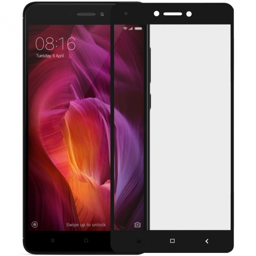 Xiaomi Redmi Note 4X Screen Protector Full Glass 9H