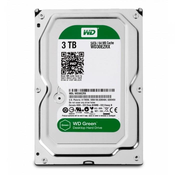 Western Digital Green 3T Internal HDD