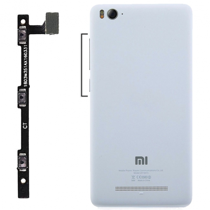 فلت پاور + ولوم گوشی شیائومی Mi Max 2
