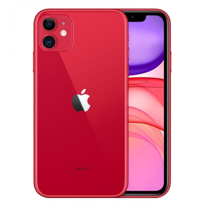 Apple iPhone 11 - 64GB Dual SIM Mobile Phone