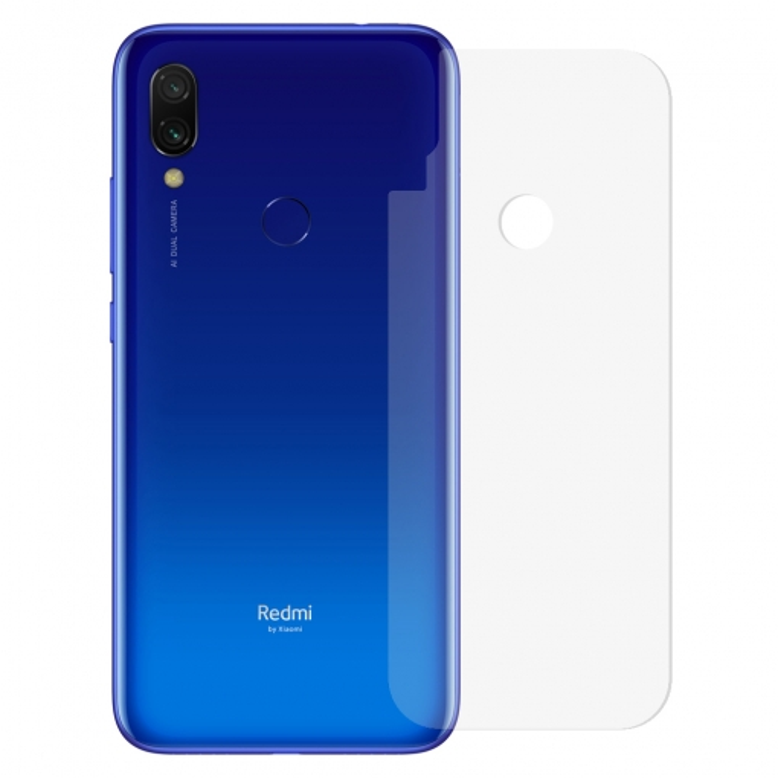 Xiaomi Redmi 7 Back Nano Protector