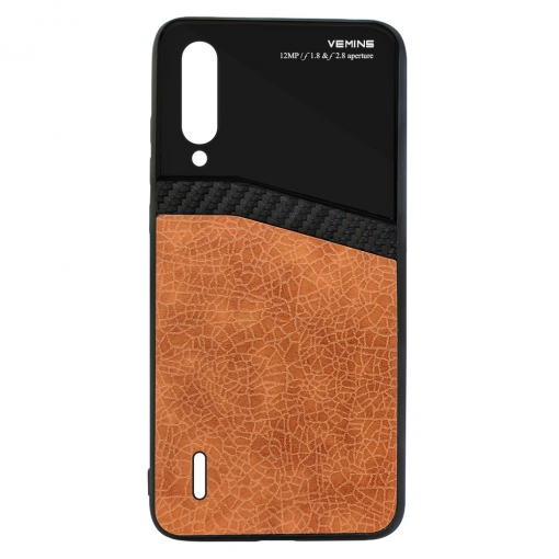 Xiaomi Mi 9 Lite / CC9 Artificial Leather Case