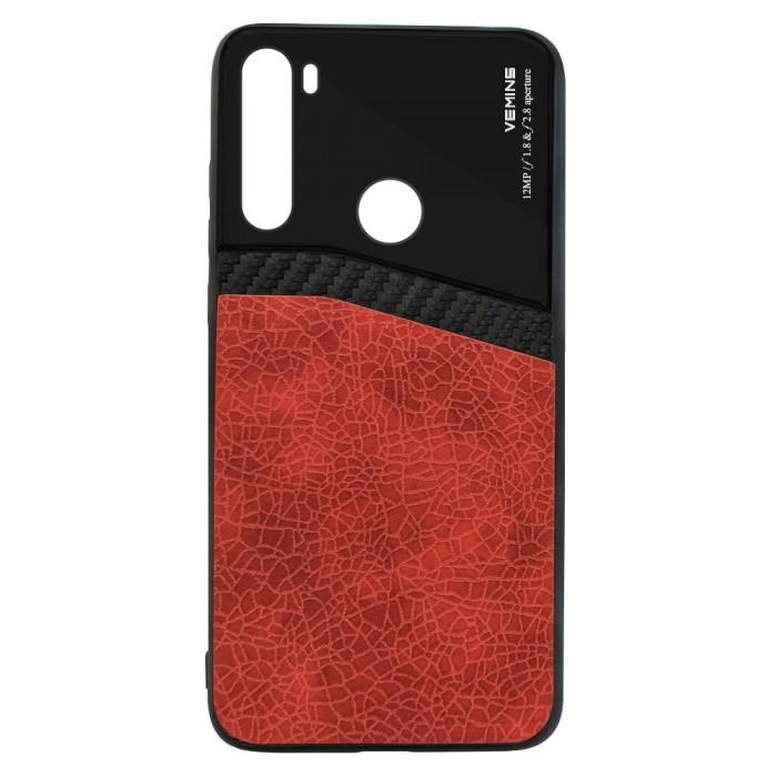 Xiaomi Redmi Note 8 Artificial Leather Case