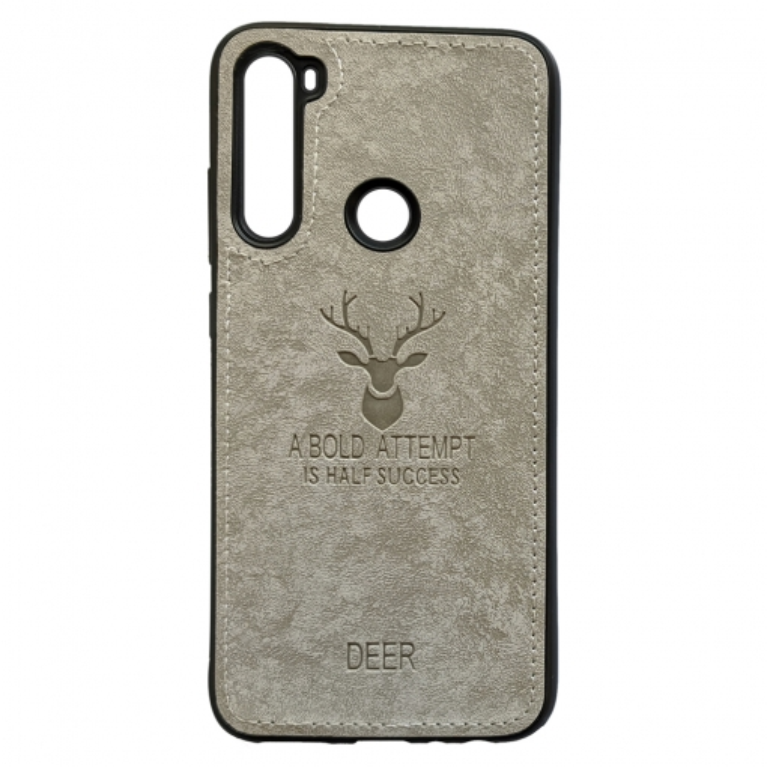 Xiaomi Redmi Note 8 Deer Silicone Cover Case