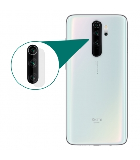 Xiaomi Redmi Note 8 Pro Camera Protector Glass