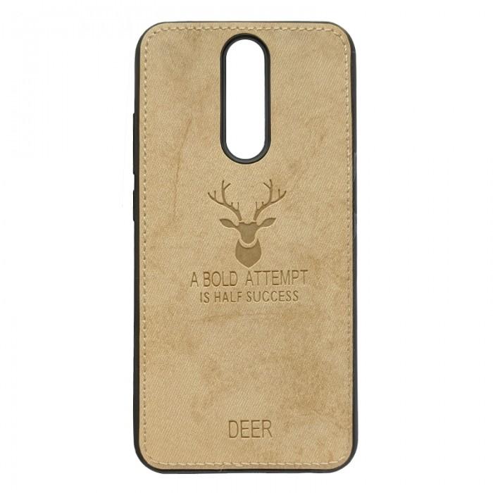 Xiaomi Redmi 8 Deer Silicone Cover Case