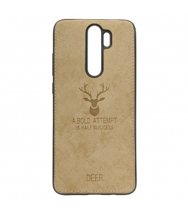 Xiaomi Redmi Note 8 Pro Deer Silicone Cover Case