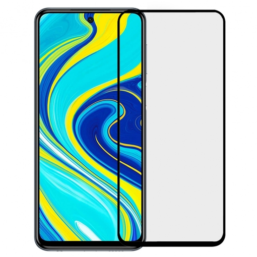 Xiaomi Redmi Note 9S / 9 Pro Screen Protector 9D High Quality Full Glass