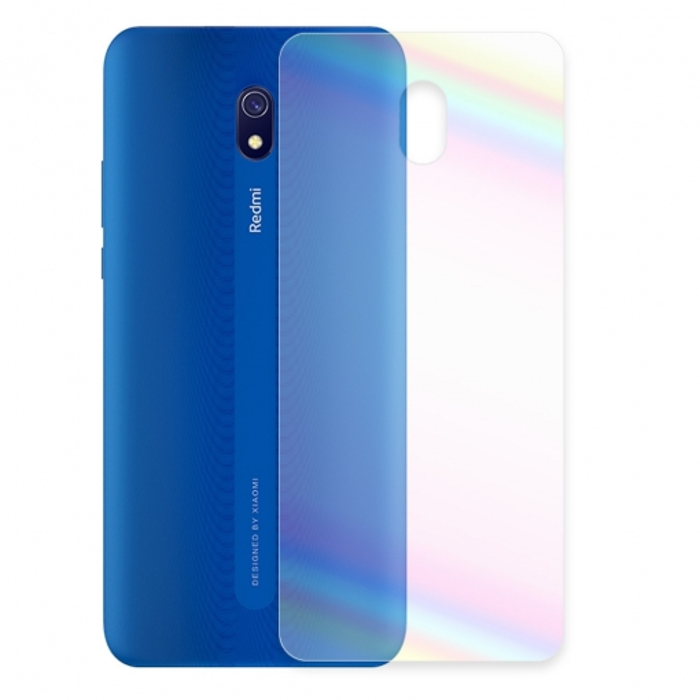 Xiaomi Redmi 8A Gradient Rainbow Back Nano Protector