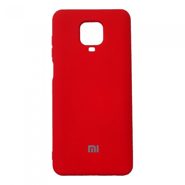 گارد سیلیکنی مناسب برای گوشی موبایل Xiaomi Redmi Note 9s/9pro