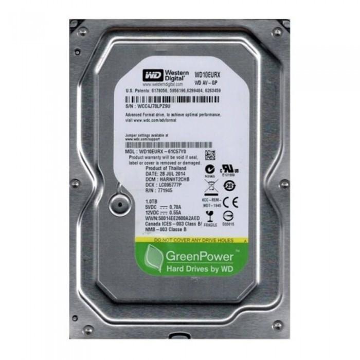 Western Digital Green 320GB Internal HDD