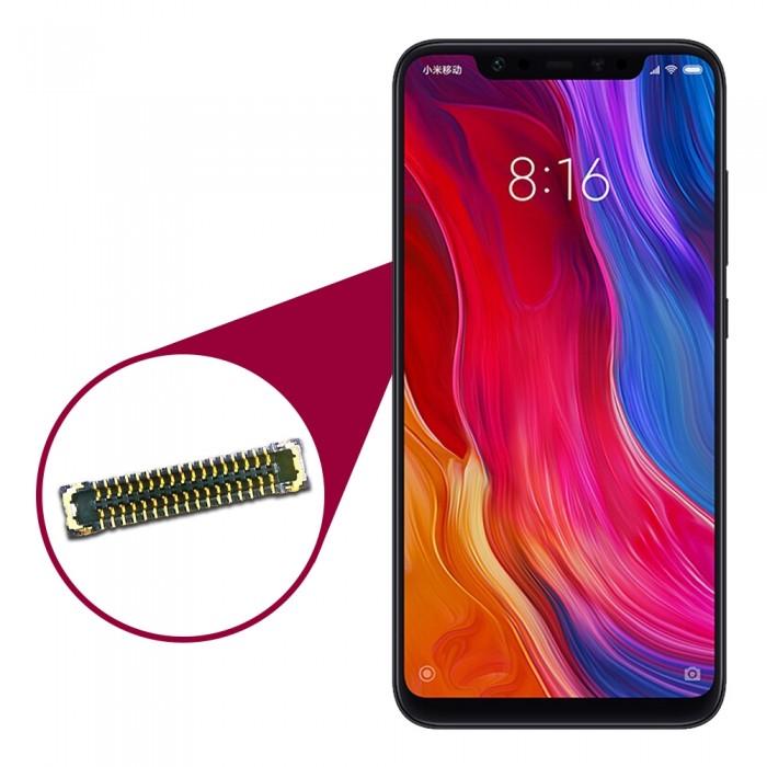 کانکتور LCD مناسب برای گوشی موبایل Xiaomi mi 8