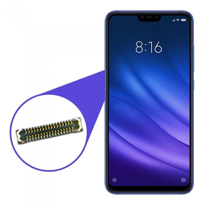 کانکتور LCD مناسب برای گوشی موبایل Xiaomi mi 8 lite