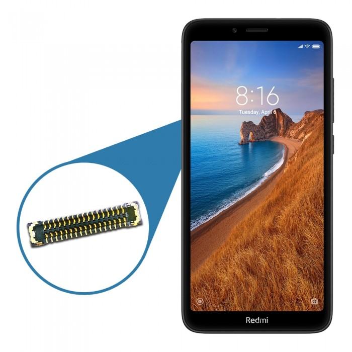 کانکتور LCD مناسب برای گوشی موبایل Xiaomi Redmi 7A