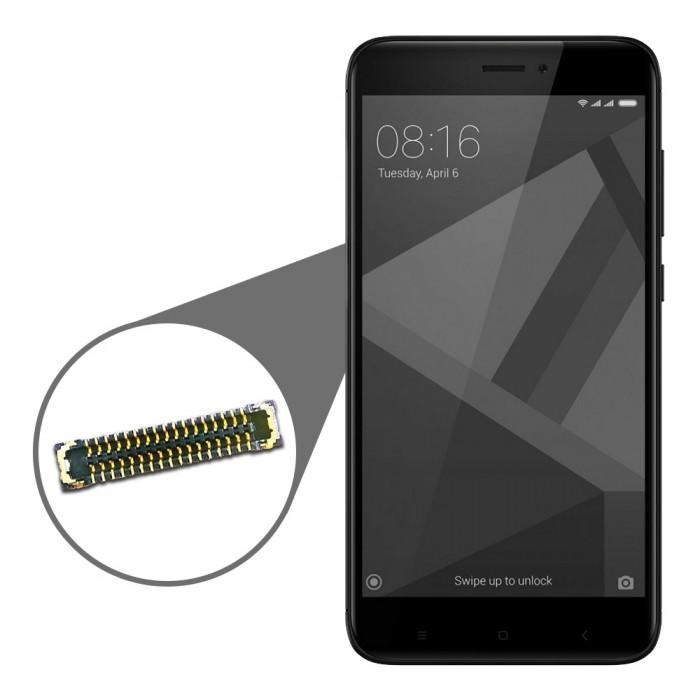 کانکتور LCD مناسب برای گوشی موبایل Xiaomi Redmi 4x