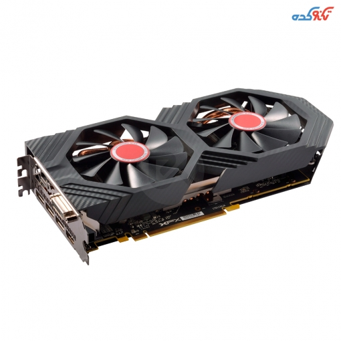 کارت گرافیک XFX RX 580 GTS Edition 8GB OC PLUS - حافظه 8 گیگابایت