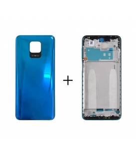 Xiaomi Redmi Note 9s Frame and Back Cover