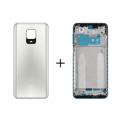 Xiaomi Redmi Note 9 pro Frame and Back Cover