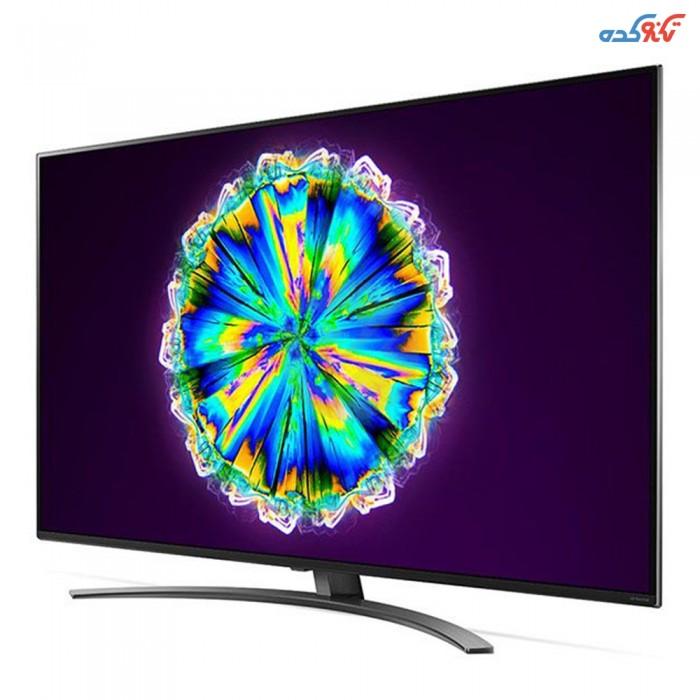 مشخصات و خرید تلویزیون 55 اینچ ال جی LG LED 55NANO86VNA در اصفهان ارسال به سراسر کشور با بهترین و مناسب ترین قیمت ها نمایندگی تل