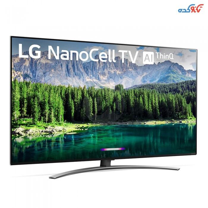 تلویزیون 55 اینچ ال جی LG LED 55SM8600PVA