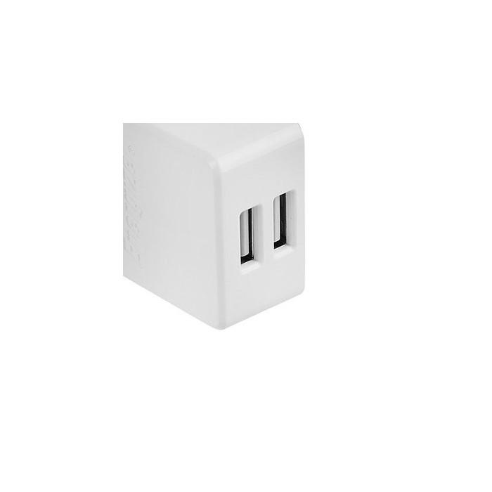 شارژر دیواری Energizer دو خروجی 4.8 آمپر