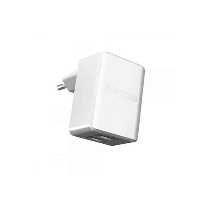 شارژر دیواری Energizer دو خروجی 3.4 آمپر