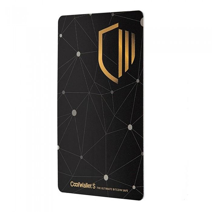 کیف پول سخت افزاری مناسب برای ارزهای دیجیتال مدل CoolWallet S