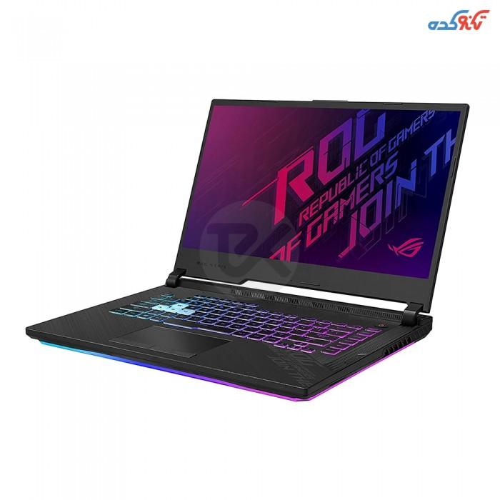 خرید و فروش اینترنتی لپ تاپ 15.6 اینچی asus rog strix با قیمت استثنائی و ارسال رایگان به سرار کشور