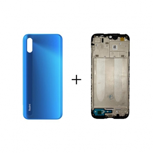 Xiaomi Redmi 9A Frame and Back Cover