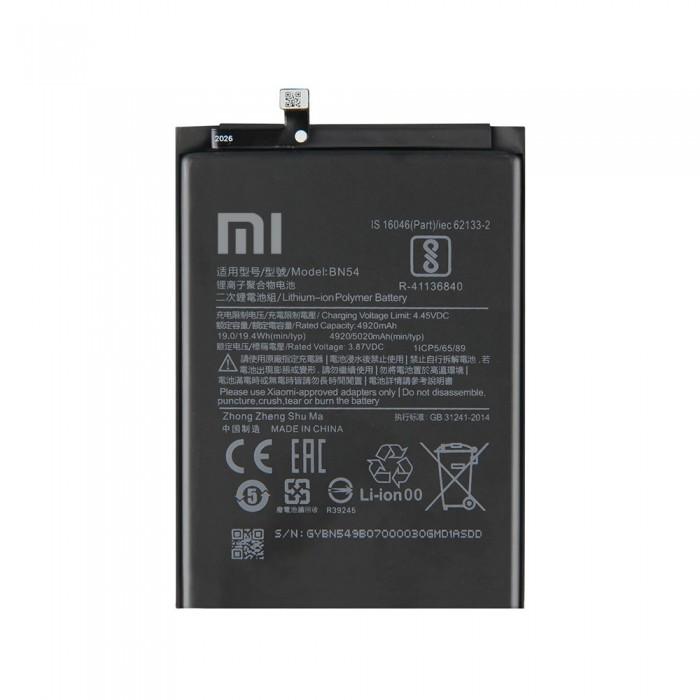 Xiaomi Redmi Note 9 Battery 5020mAh