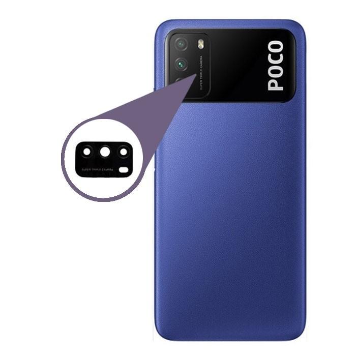 Xiaomi POCO M3 Camera Lens Glass