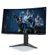 Lenovo Gaming Curved 27 inch 144Hz FHD Monitor