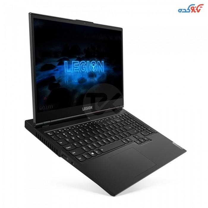لپ تاپ 15.6 اینچی لنوو لیجن (Lenovo Legion 5 15IMH05H I7 (10750H) - 8GB - 1TB SSD - 6GB (RTX 2060