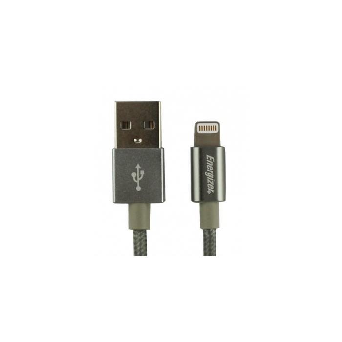 Metalic USB Energizer Lightning