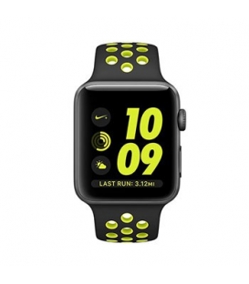 Apple Watch 2 Nike Plus 42mm Space Gray with Black/Volt Band