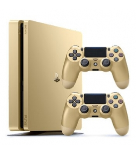کنسول بازی سونی Playstation 4 Slim Gold edition ریجن 2 -500GB