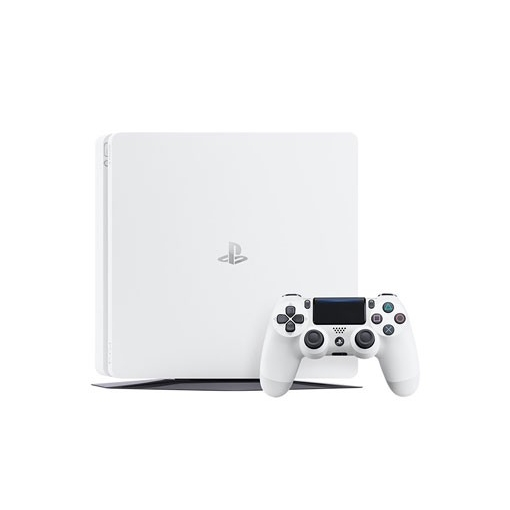 کنسول بازی سونی Playstation 4 Slim White editionریجن 2 -500GB