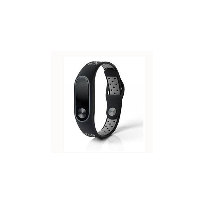 بند دستبند سلامتی شیائومی mi band 2 طرح +nike