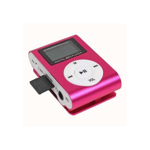 MP3 Player with LCD طرح آیپاد