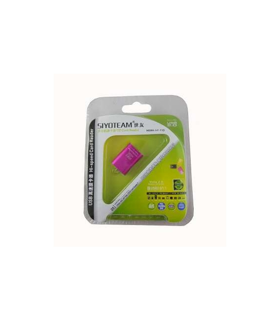 کارت خوان حافظه Micro SD مدل siyoteam