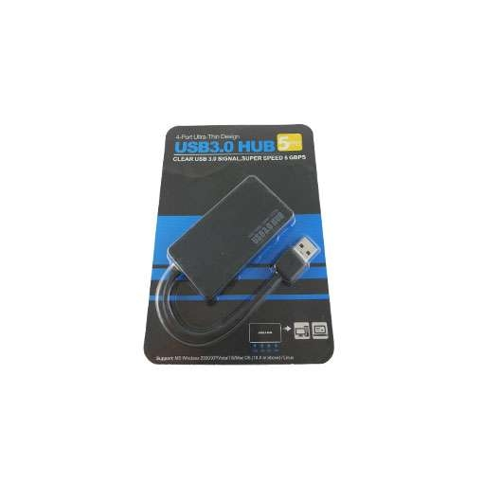 هاب 4 پورت USB 3.0
